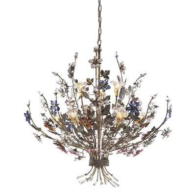 Laflamme 9-Light Candle-Style Chandelier