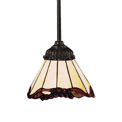 Du Bois 1-Light Mini Pendant Bulb Type: 75W Med. Bulb