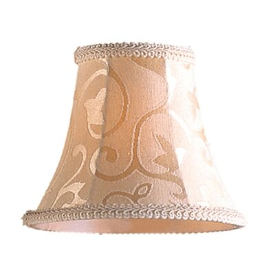 Sellner 6 Silk/Shantung Bell Lamp Shade