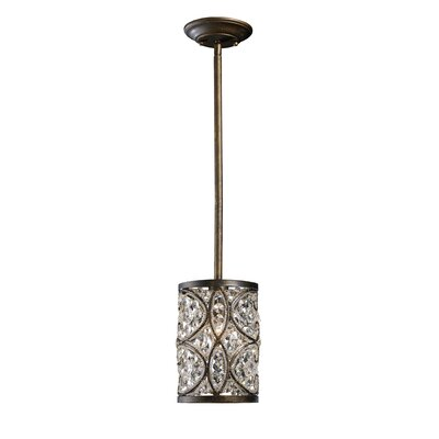 Manigault 1-Light Pendant