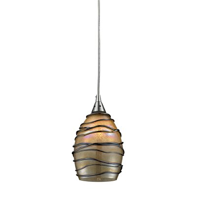 Ryckman 1-Light Pendant