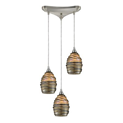 Ryckman 3-Light Pendant