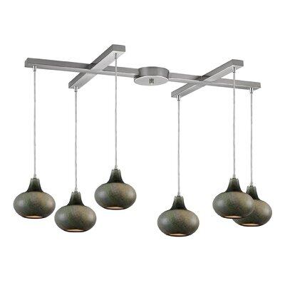Delia 6-Light Pendant