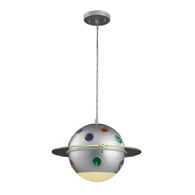 Brennan 1-Light Mini Pendant