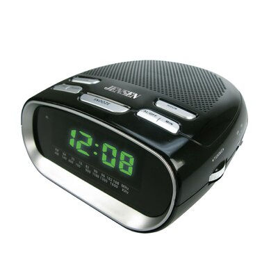 Jensen Phone Charging Dual Alarm Clock Radio at Sears.com