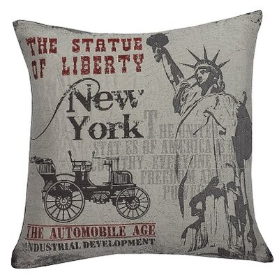 Urban Loft Liberty Throw Pillow