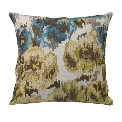 Urban Loft Textured Floral Throw Pillow