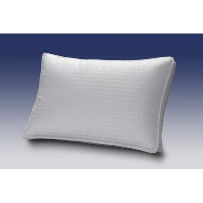 Triple Chamber Polyfill Pillow Size: Queen