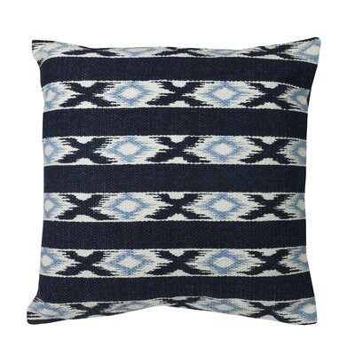 Urban Loft Ikat Stripe  Throw Pillow