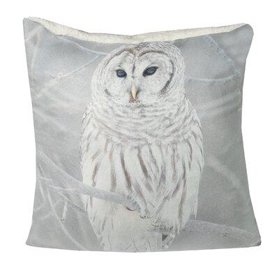 Urban Loft Animal Prints Owl Throw Pillow