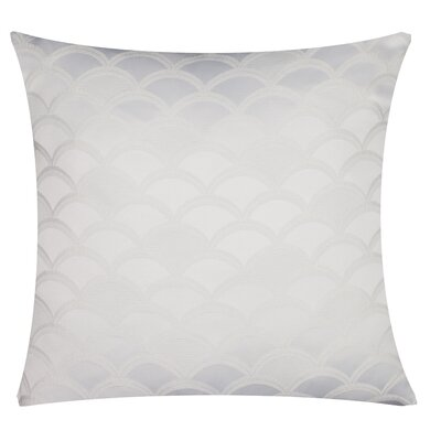 Urban Loft Gatsby Throw Pillow Color: White