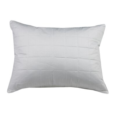 Quilted Feathers Pillow Size: Standard