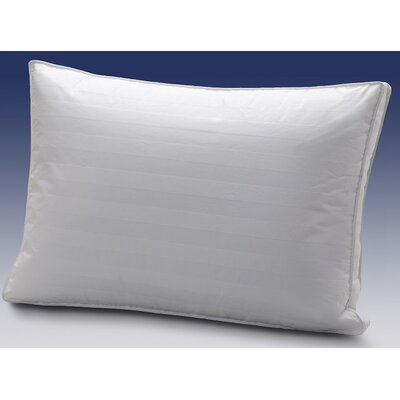 Firm Luxury Gel Microfibre Down and Down Alternative Pillow Size: Queen