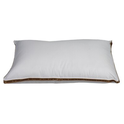 Firm Luxury Down and Down Alternative Pillow Size: Queen
