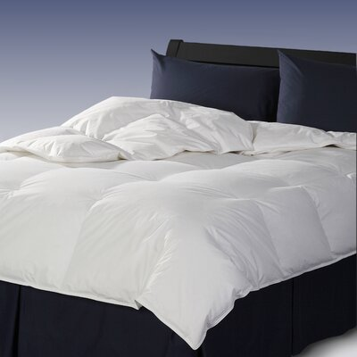 Midweight Down Alternative Comforter Size: Double