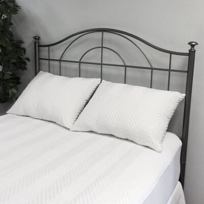 Sogno Doro Chevron Mattress Pad Size: Queen