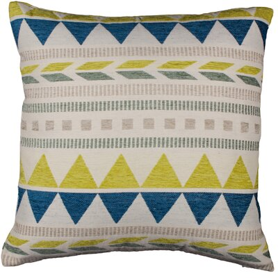 Urban Loft Lanes Shapes Throw Pillow