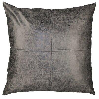 Urban Loft Fun Leather Throw Pillow