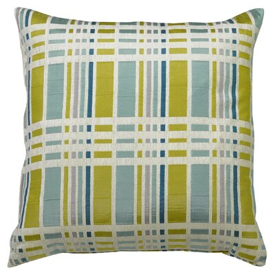 Urban Loft Intersection Throw Pillow