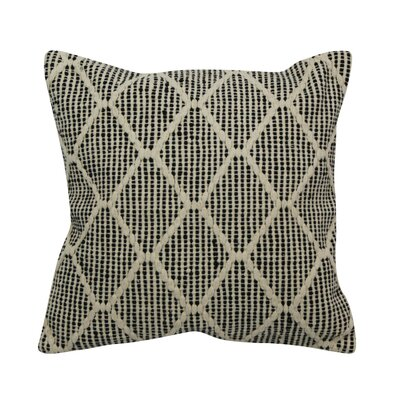 Urban Loft Rope Diamond Throw Pillow