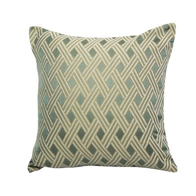 Urban Loft Interlace Throw Pillow