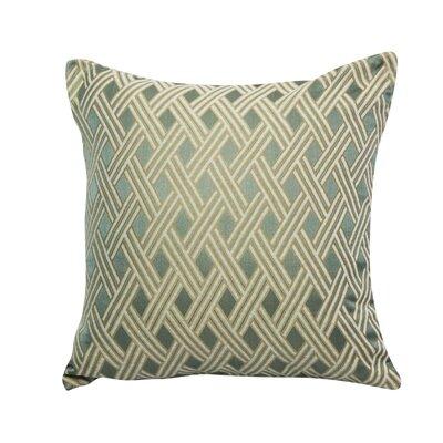 Urban Loft Interlace Throw Pillow