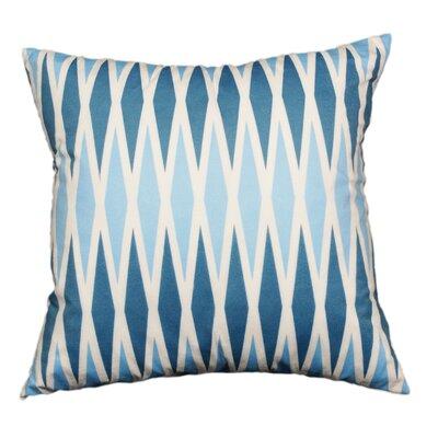 Couch Potatoes Tonal Diamond Throw Pillow