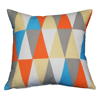 Couch Potatoes Triangular Throw Pillow