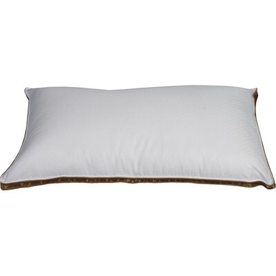 Firm Luxury Down and Down Alternative Pillow Size: King