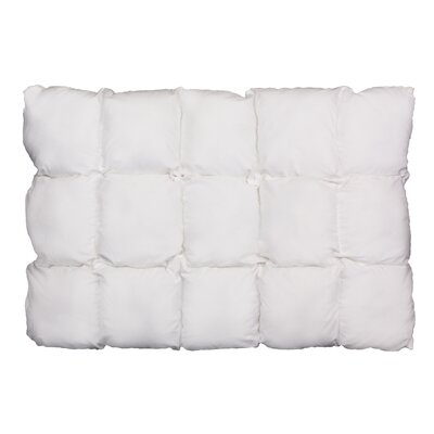 Ultra Loft Double Sided Polyfill Pillow Size: Queen