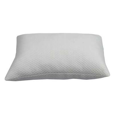 Rayon from Bamboo Polyfill Pillow Size: Standard