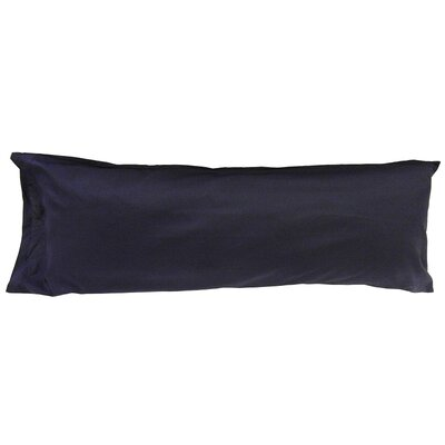 Body Pillow Case Color: Navy