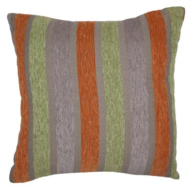 Urban Loft Chenille Stripe Throw Pillow