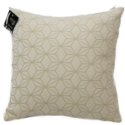 Urban Loft Spider Throw Pillow Color: Cream