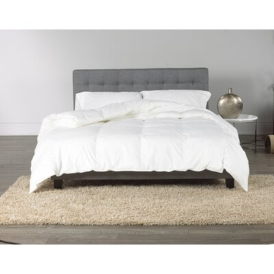 All Season Down Comforter Size: Queen