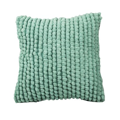 Breuing Bubbles Throw Pillow Color: Blue