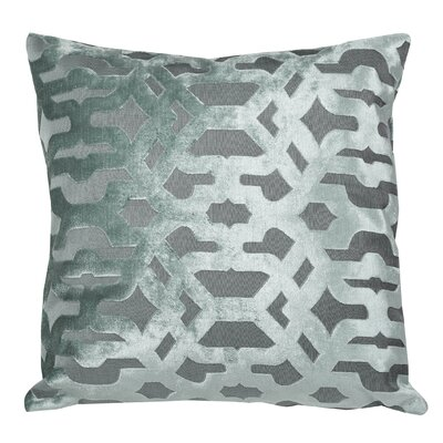 Throggs Velvet Throw Pillow