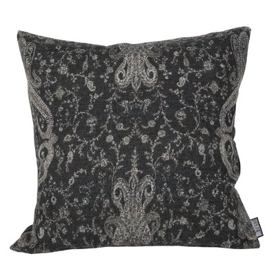 Clairsville Throw Pillow Color: Gray
