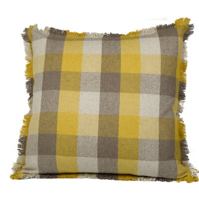 Calafia Contemporary Throw Pillow