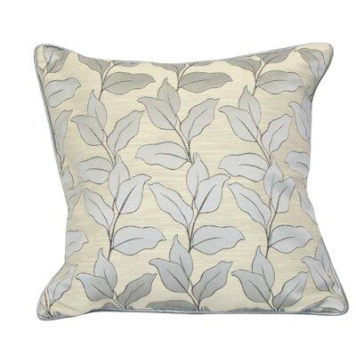 Liston Throw Pillow Color: Gray