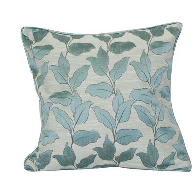 Liston Throw Pillow Color: Teal