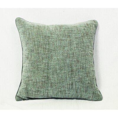 Breuing Throw Pillow Color: Teal
