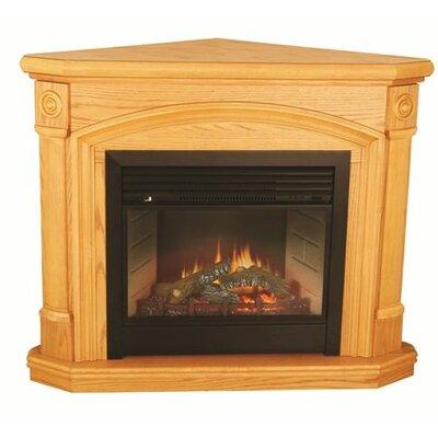 Comfort Glow Kensington Corner Electric Fireplace