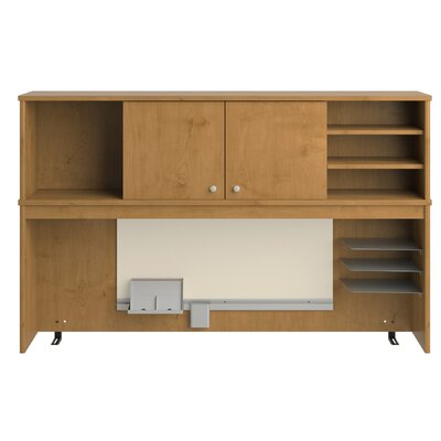 Office Connect 2 Door Credenza Finish: Hansen Cherry Product Picture 5812
