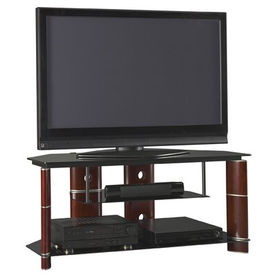 "Bush Segments 50"" TV Stand - Finish: Rosebud Cherry at Sears.com"