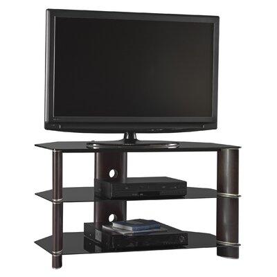 Cheap Bush Segments 42″ Corner TV Stand in Espresso (BU4167)