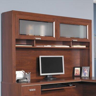 Tuxedo 39.63 H x 59.5 W Desk Hutch Finish: Hansen Cherry