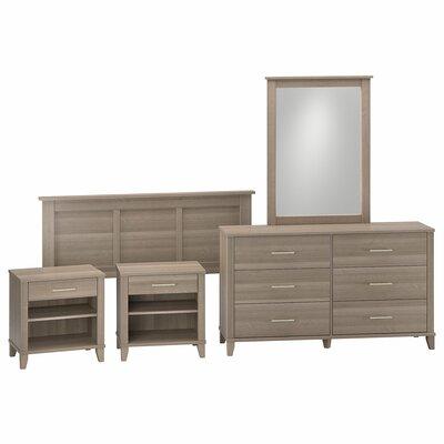 Valencia Queen 5 Piece Bedroom Set