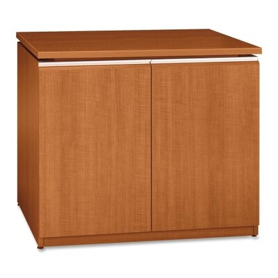 Milano 2 2 Door Storage Cabinet Finish: Golden Anigre Product Photo 1486