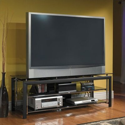 Cheap Bush Midnight Mist 60″ Flat Panel TV Stand (BU2096)